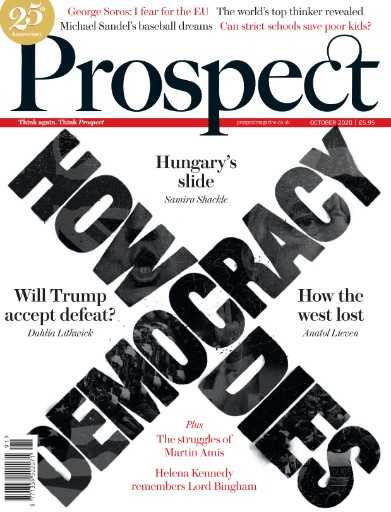 Prospect Magazine Subscriptions