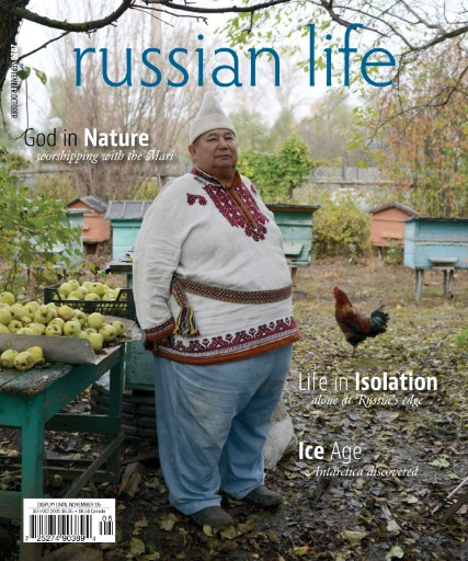 Russian Life Magazine Subscriptions