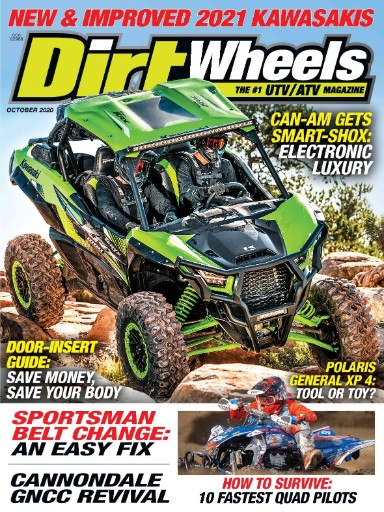Dirt Wheels Magazine Subscriptions