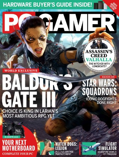 PC Gamer (US Edition) Magazine Subscriptions
