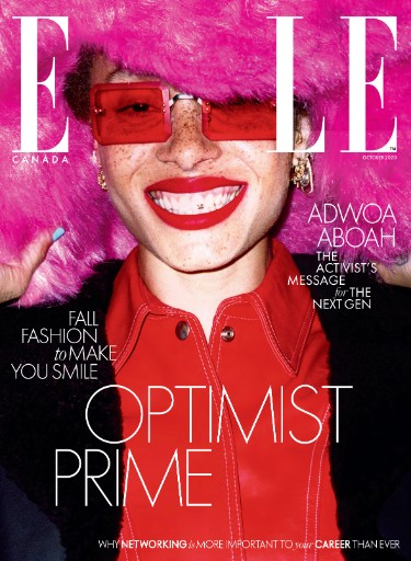 Elle Canada Magazine Subscriptions