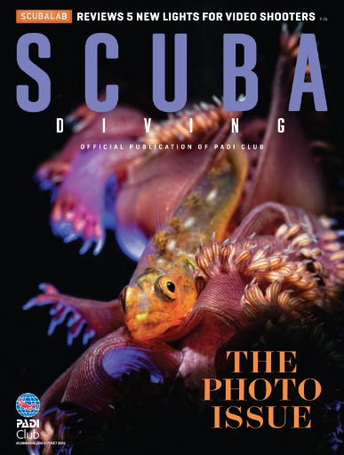 Scuba Diving Magazine Subscriptions