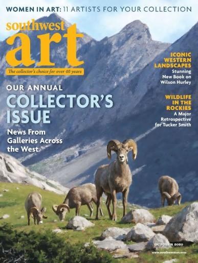 Southwest Art Magazine Subscriptions