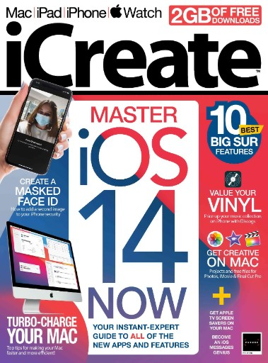 iCreate Magazine Subscriptions