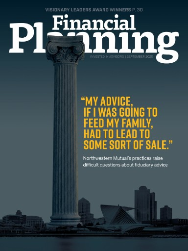 Financial Planning Magazine Subscriptions