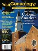 Your Genealogy Today Magazine Subscriptions