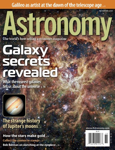 Astronomy Magazine Subscriptions