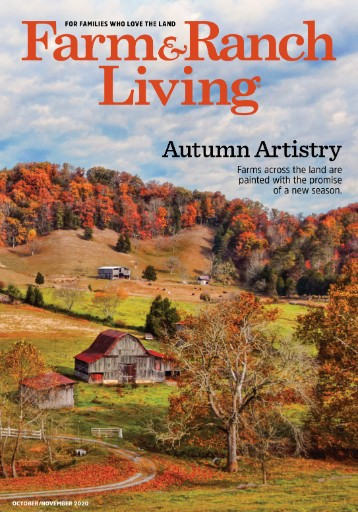Farm & Ranch Living Magazine Subscriptions