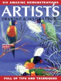 Artist's Drawing & Inspiration Magazine Subscriptions