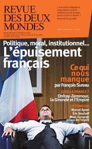 Revue des Deux Mondes Magazine Subscriptions