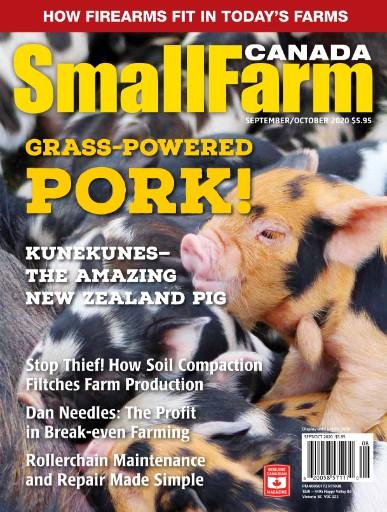 Small Farm Canada Magazine Subscriptions