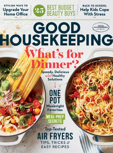 Good Housekeeping Magazine Subscriptions