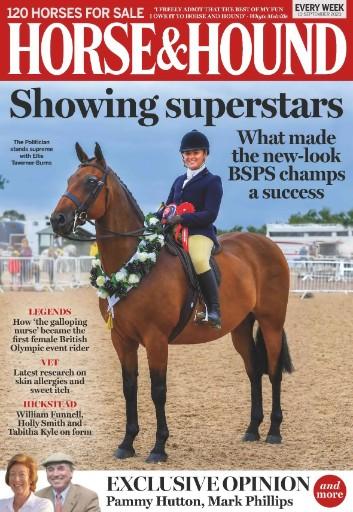 Horse & Hound Magazine Subscriptions
