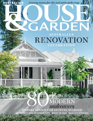 Australian House & Garden Magazine Subscriptions