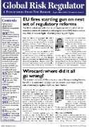 Global Risk Regulator Magazine Subscriptions