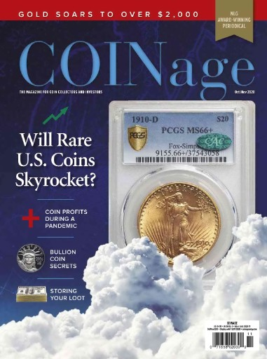COINage Magazine Subscriptions