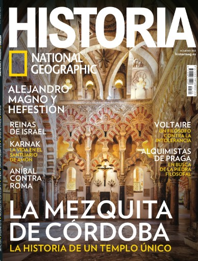 Historia National Geographic Magazine Subscriptions