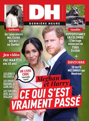 Dernière Heure Magazine Subscriptions