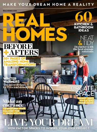 Real Homes Magazine Subscriptions