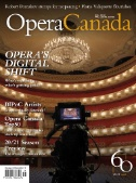 Opera Canada Magazine Subscriptions