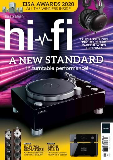 Australian Hi-Fi Magazine Subscriptions
