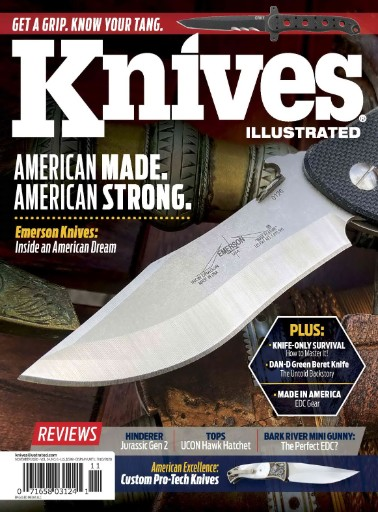 Knives Illustrated Magazine Subscriptions