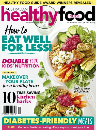 Australian Healthy Food Guide Magazine Subscriptions