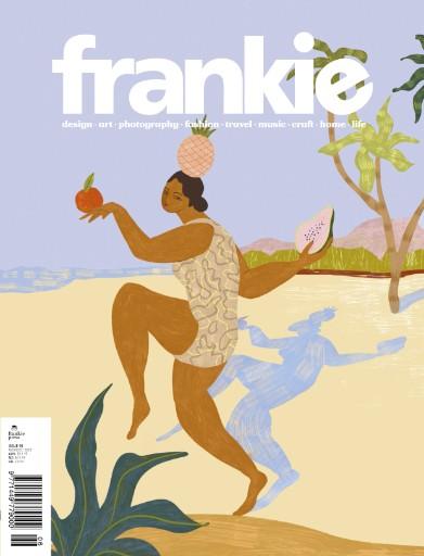 Frankie Magazine Subscriptions