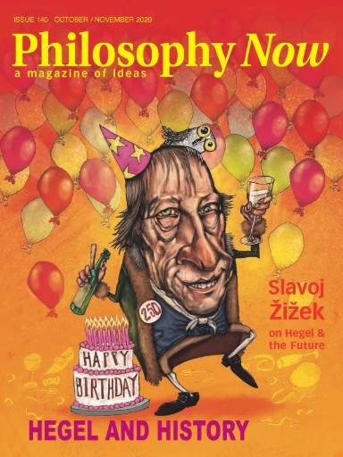 Philosophy Now Magazine Subscriptions