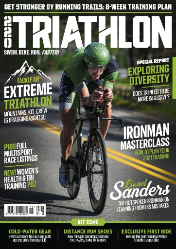220 Triathlon Magazine Subscriptions