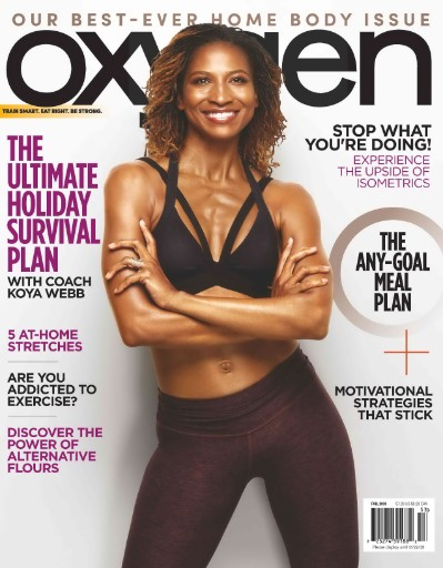 Oxygen Magazine Subscriptions