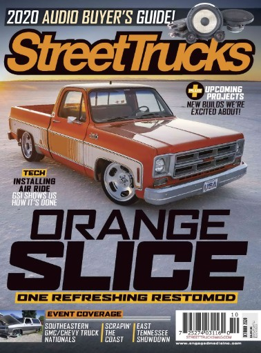 Street Trucks Magazine Subscriptions