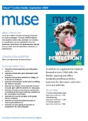 Muse Teacher's Guide Magazine Subscriptions