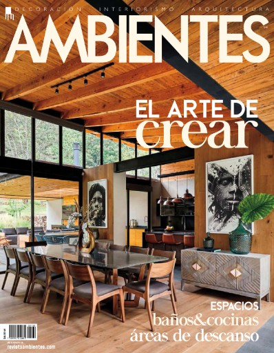 Ambientes Magazine Subscriptions