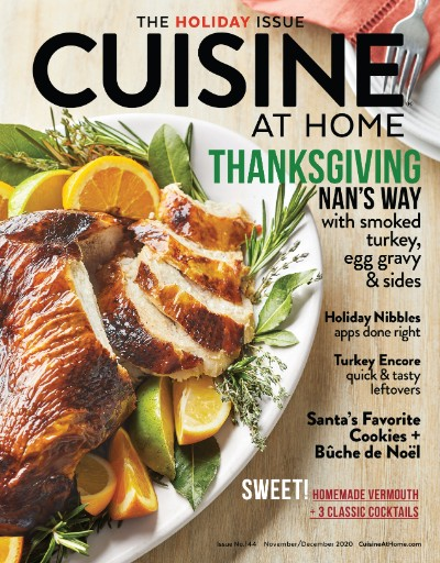 Cuisine at Home Magazine Subscriptions
