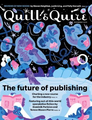 Quill & Quire Magazine Subscriptions