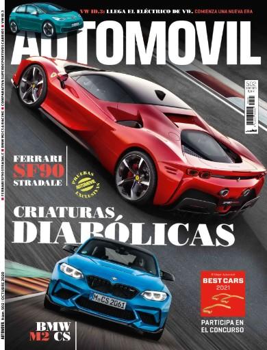 Automovil Magazine Subscriptions