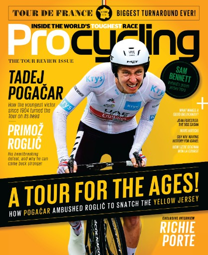 Procycling Magazine Subscriptions