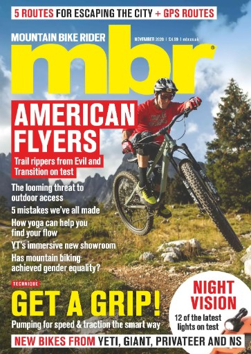 mbr: Mountain Bike Rider Magazine Subscriptions