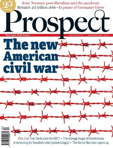 Prospect Magazine Subscriptions