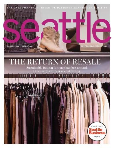 Seattle Magazine Subscriptions