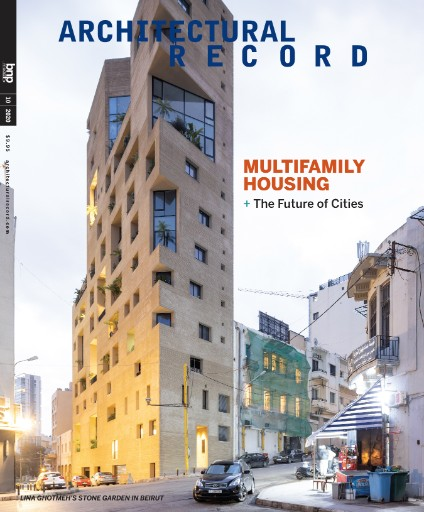 Architectural Record Magazine Subscriptions