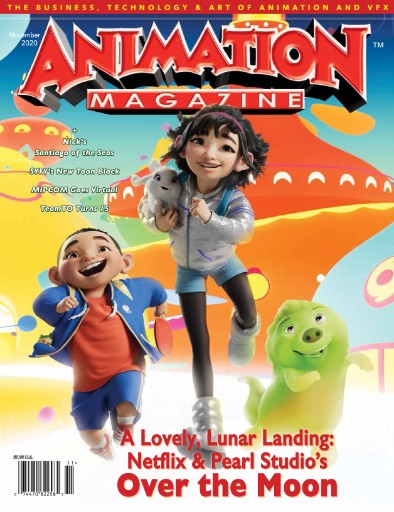 Animation Magazine Subscriptions
