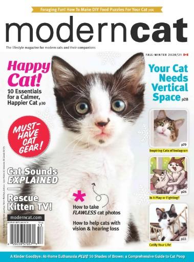 Modern Cat Magazine Subscriptions