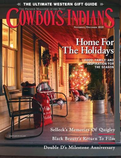 Cowboys & Indians Magazine Subscriptions
