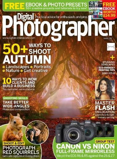 Digital Photographer Magazine Subscriptions