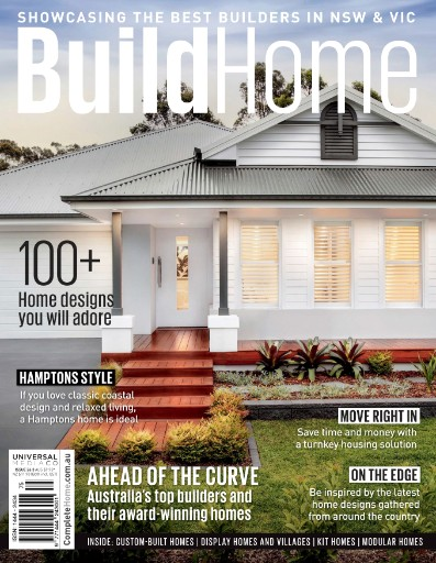 BuildHOME NSW & Queensland Magazine Subscriptions