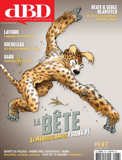 Les Dossiers de la Bande Dessinee Magazine Subscriptions