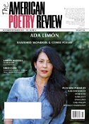 The American Poetry Review Magazine Subscriptions