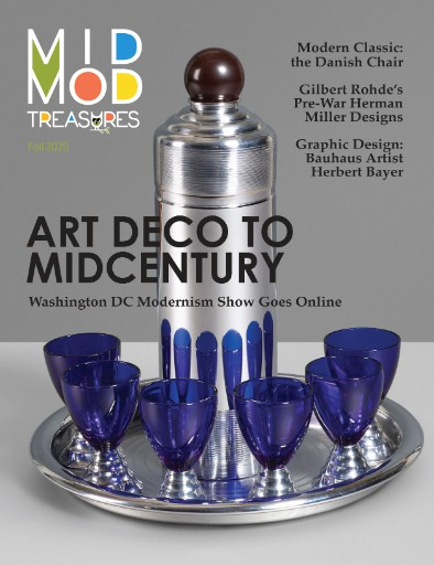Mid Mod Treasures Magazine Subscriptions